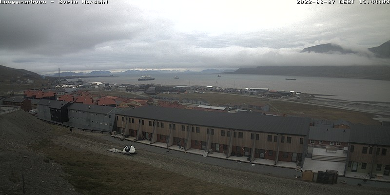 WebCam-02 North-East: AXIS 2120